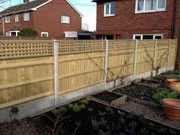 trellis fence extension home u0026 gardens geek