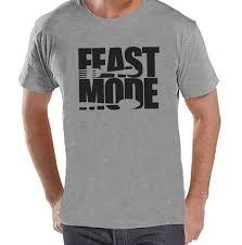 thanksgiving tshirts feast mode shirt food thanksgiving tshirt men s