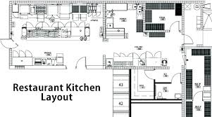 kitchen floor plans free floor plan layout breathtaking restaurant kitchen layout