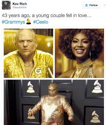 Goldmember Meme - goldmember ceelo ceelo green s grammys outfit know your meme