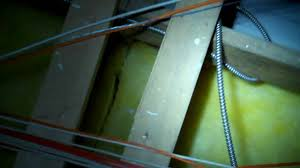 running cable in attic spaces youtube running cable in attic spaces