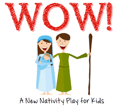 nativity play script for wow