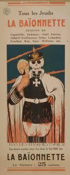 Kaiser Le Exles Of Propaganda From Ww1 La Baïonnette Tous Les Jeudis