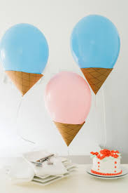 how to make ice cream cone party balloons 10 tips for easy