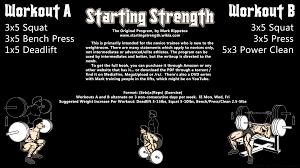starting strength i train like goku