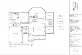 house plan symbols electrical floor plans blueprints electrical construction