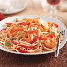 cuisine thailandaise recette pad thaï aux crevettes recettes cuisine et nutrition pratico