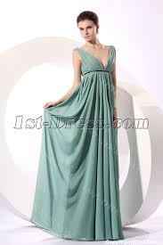 maternity evening dresses simple plunge v neckline chiffon maternity evening dress