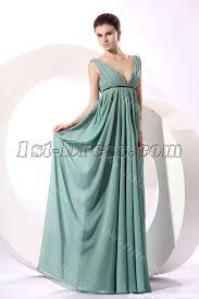 maternity evening dresses simple plunge v neckline chiffon maternity evening dress