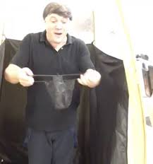 strictly come dancing 2016 ed balls gets a spray tan while