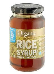 cuisine chantal chantal organic rice syrup 500g naturally organic