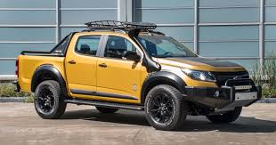 concept off road truck chevrolet s10 trailboss concept looks ready to go offroad