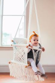 Swinging Baby Chairs 36 Best Baby Swing Chairs Images On Pinterest Swing Chairs Baby