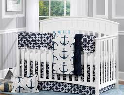 Navy Blue And White Crib Bedding by Dazzling Model Of Mabur Imposing Isoh Magnificent Joss Noteworthy
