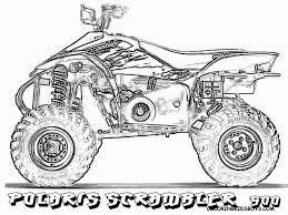 brawny atv coloring pages atv free coloring 4 wheeler