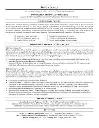 Supervisor Resume Example