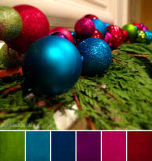ornaments palette the color pop outside the box of