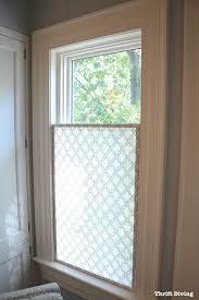 ideas for bathroom window treatments bathroom window valances bathroom curtain ideas no curtain window
