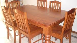 second hand table chairs second hand dining room chairs kitchen and furniture second hand