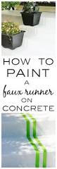 Removing Paint From Concrete Steps by Best 25 Painted Concrete Steps Ideas On Pinterest Painted