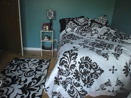 Target Dorm Rugs 18 Best Bedroom Images On Pinterest White Damask Black And