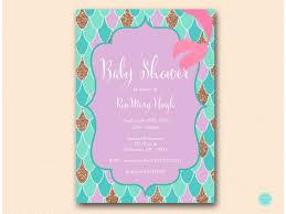 mermaid baby shower invitations mermaid baby shower ideas baby shower ideas themes