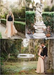 love her flowy skirt and his dressy great ideas for