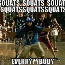 Funny Zumba Memes - most funny workout quotes squats some days my zumba instructor