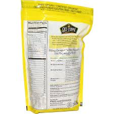 go raw organic sprouted sunflower seeds 1 lb 454 g iherb com