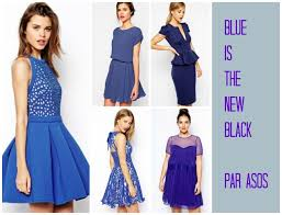 robe invite mariage blue is the new black tenue d invitée with a like that