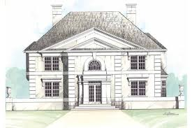 neoclassical home plans home plan homepw00114 2663 square foot 4 bedroom 3 bathroom