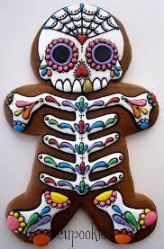 16 sugar skull cookies designs top cheap easy