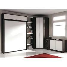 armoire lit bureau escamotable bureau rabattable mural cheap beau armoire lit escamotable ikea