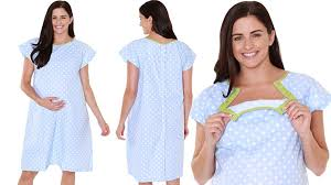 hot momma gowns gownies labor delivery maternity hospital gown by