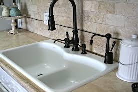 white kitchen sink faucet unique kitchen sinks and faucets 35 photos gratograt