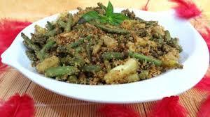 cuisiner les haricots verts haricots verts à l ail recette légumes supertoinette