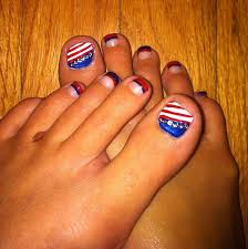 4th of july nails nails toes feet hair u0026 nails pinterest