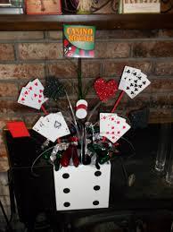 casino night table centerpieces crafts pinterest casino