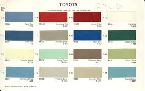 100 ideas toyota paint code on www metropolitano info