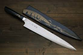 Engraved Kitchen Knives Art Knives