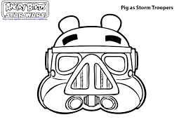 angry birds star wars rebels coloring pages virtren com