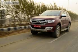 toyota fortuner vs ford endeavour comparison review with prices
