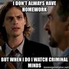 Criminal Minds Meme - criminal minds meme generator