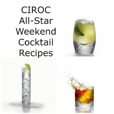 vodka tonic recipe all star weekend cocktail recipes