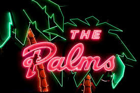 palm tree neon light pink the palms vintage images pinterest palm neon and neon