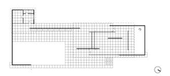 Barcelona Pavilion Floor Plan Typology Museums Thinkpiece Architectural Review