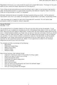 Reflective Writing Sample Essay Essay On Psychology