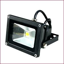 led security light fixtures defiant flood light 1 light integrated led outdoor bronze dusk to