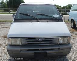 1995 ford aerostar van item da7937 sold july 5 vehicles
