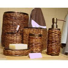 wicker bathroom accessories 5 retreat tommy bahama wicker bath